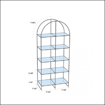 8050 Curved Unit