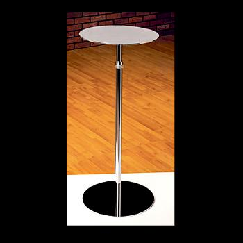 Adustable Round Top Display Riser