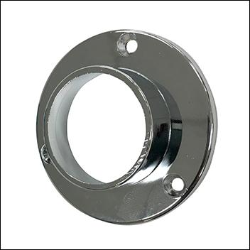 Wall Flange for Round Tubing Hangbar