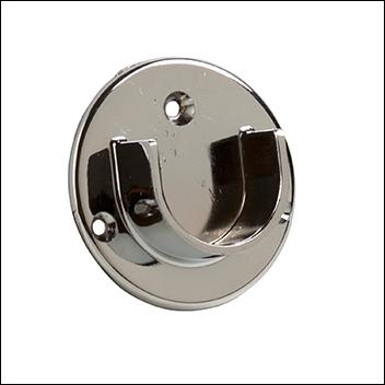 U-Flange for Wall Tubing Mount