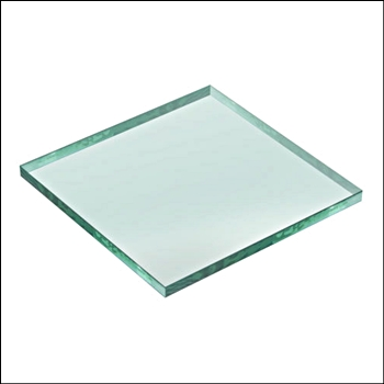 Clear Tempered Glass for Binning - Multiple Size Options