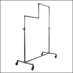 Pipeline 2 Tier Ballet Rack - Adjustable Height