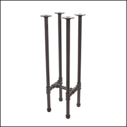 Pipeline - Tower Table Frame Only