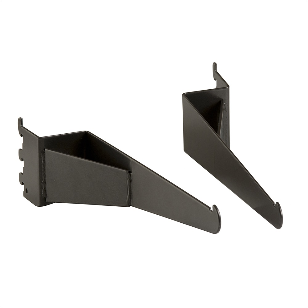 Pipe Shelf Brackets - Set of Left and Right
