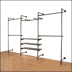 Pipe Wall Display Outrigger