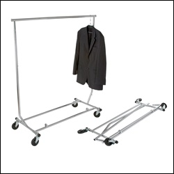 """Original Heavy Duty Salesman's Rack"" - Round Tubing"