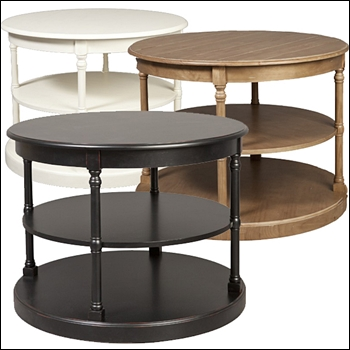 Vintage Classic Style Retail Draper Table - 48
