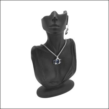Elegant Tall Mannequin Black