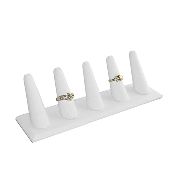 Ring Display Five Finger