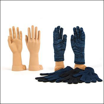 """12"""" Mens Glove Hand"""