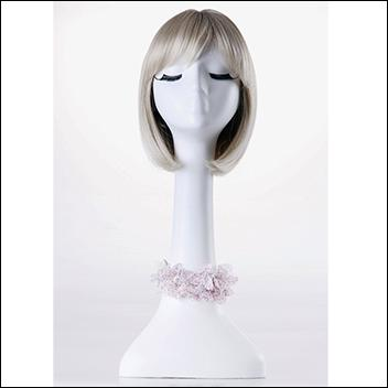 Female Mannequin Head, Abstract, Long Neck Style