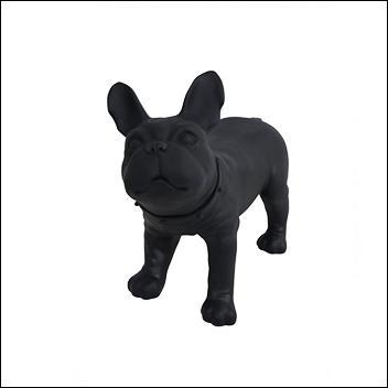 BULL DOG - Matte Black