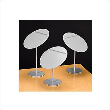 Oval Shoe Riser Display Set