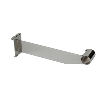 "12"" Hangrail Bracket for 1-1/4"" Round Tubing"