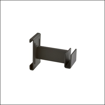 "4"" Hangrail Bracket for Rectangular Tubing"