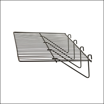 "12""D x 23-1/2""L Straight Shelf (1/8 - wire)"