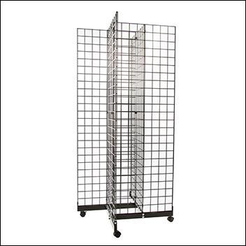 Slat Grid Pinwheels: Complete Unit