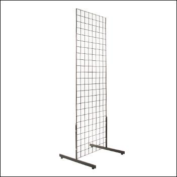 Slat Grid Self Standing : Legs and Grid