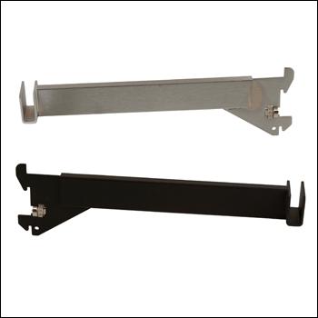 """12"""" Rectangular Tubing Hangbar Bracket for HD Slotted Standards"""