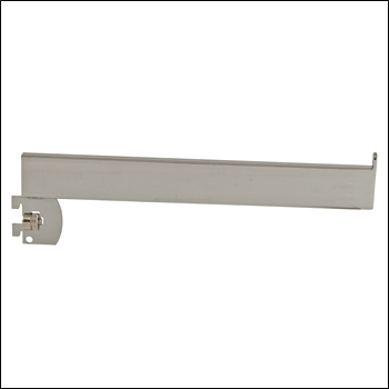 "12"" Rectangular Tubing Faceout for Surface Mounted Universal Standards"