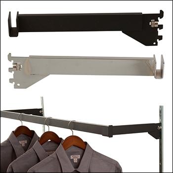"""12"""" Rectangular Tubing Hangbar Bracket for Universal Standards"""