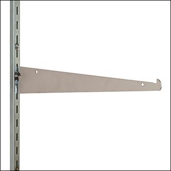 Shelf Bracket - Multiple Sizes - For Universal Slotted Standards