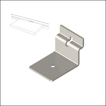 EZ Urban Slatwall Shelf Bracket