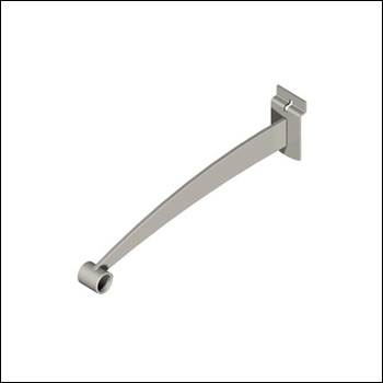 Urban Slatwall Hang Rail Bracket