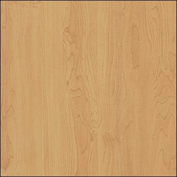Maple Melamine Slatwall Panel