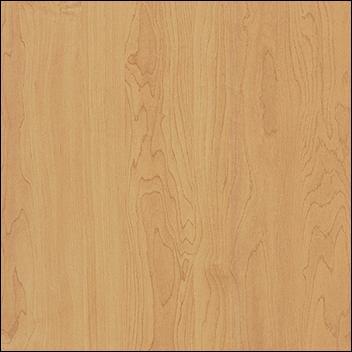 Maple Melamine Slatwall Panel