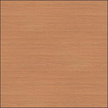 Natural Oak Melamine Slatwall Panel