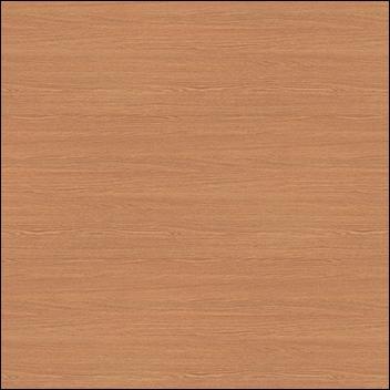Natural Oak Melamine Slatwall Panel