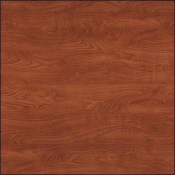 Wild Cherry Melamine Slatwall Panel