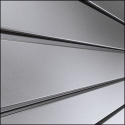 Platinum Slatwall