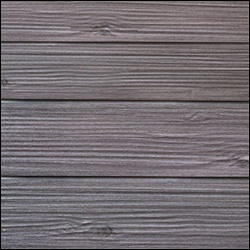 Barnwood Slatwall - Gray Finish