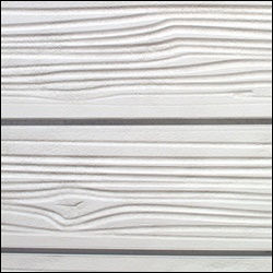 Barnwood Slatwall - White Finish