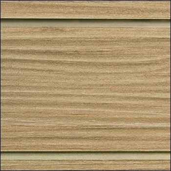 Barnwood Slatwall - Maple Honey Finish