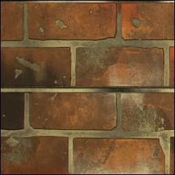 Designer Retail Sandstone Brick Slatwall