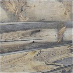 Blue Stain Pine Grained MDF Slatwall