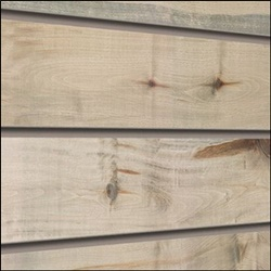 Driftwood Grained MDF Slatwall