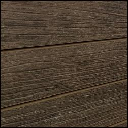 Weathered Wood Slatwall - Warm