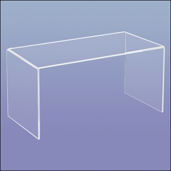 Standard Long Acrylic Risers - Multiple Sizes