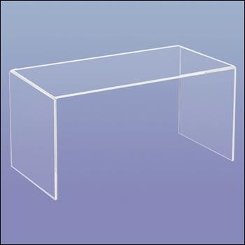 Standard Long Acrylic Risers - Multiple Sizes