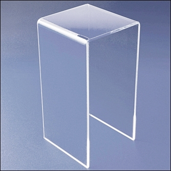 Standard TALL Acrylic Risers - Multiple Sizes