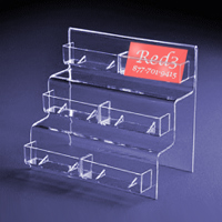 acrylic businesscard holders 200