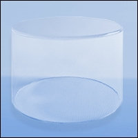 acrylic cylinder displays 200