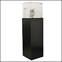 economy showcase pedestal displays 200