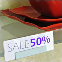 glass shelf talkers 200