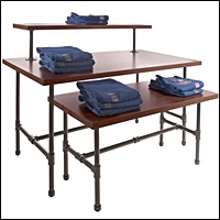 industrial pipe tables 200
