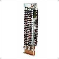 optical optometry retail store display stand